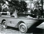 Ford GPA amphibious Jeep, date unknown