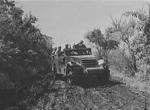 M3A1 Scout Car in exercise, Fort Riley, Kansas, United States, date unknown, photo 4 of 4