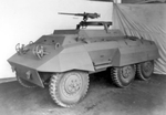 M20 armored car, date unknown