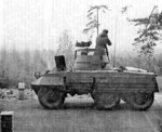 M8 Greyhound armored car, date unknown