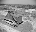 D-7 armored bulldozer of the UK 3rd Division, 1 May 1944