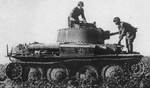 Panzer 38(t) light tank, date unknown, photo 3 of 3