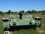 Italian Semovente 149/40 self-propelled gun on display at the United States Army Ordnance Museum, Aberdeen Proving Ground, Maryland, 19 Sep 2007, photo 2 of 2