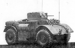 T17E2 Staghound AA armored car, date unknown