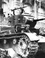 T-26 Model 1933 light tank in Spain, late 1936