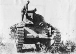 Type 89 I-Go medium tank, date unknown