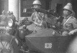 Type 97 motorcycle, date unknown