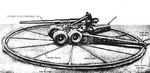 Illustration of 155 mm Gun M1 as seen in US War Department technical manual TM 9-350, 2 of 2