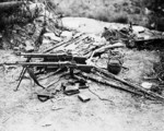 FN Mle 1930 light machine guns and Hanyang 88 rifles, 1930s