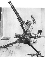 Japanese Navy Type 93 or Japanese Army Type Ho twin 13mm heavy machine gun, seen in US Technical Manual TM-E 30-480: Handbook on Japanese Military Forces