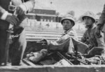 Japanese Type 92 light machine gun and crew in northern China, 1937